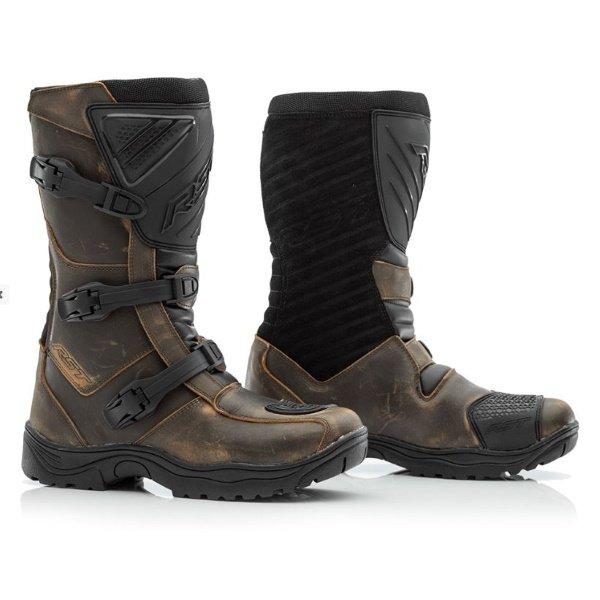Raid CE Mens WP Boots Brown
