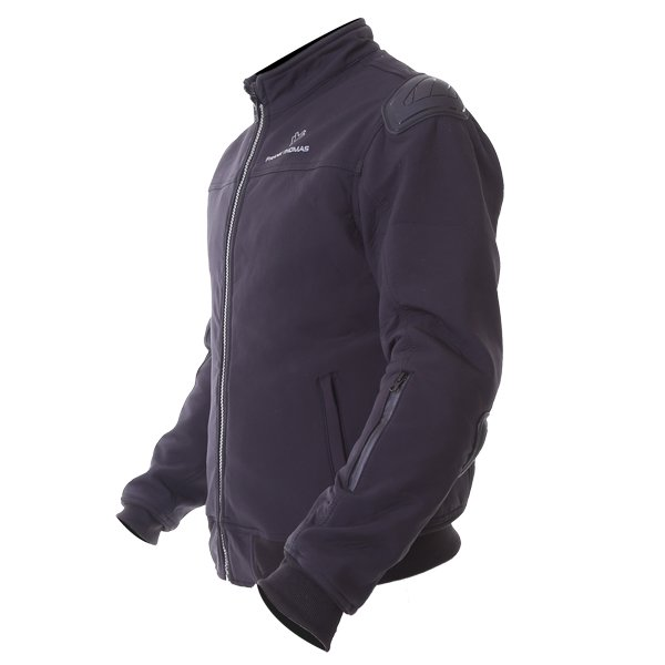 Frank Thomas Urban Soft Shell Jacket Black Size: Mens UK - M