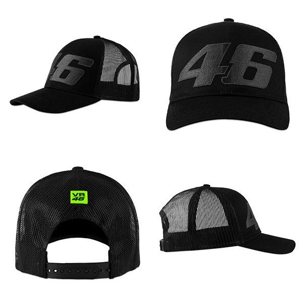 Nad Trucker Cap Black Clothing