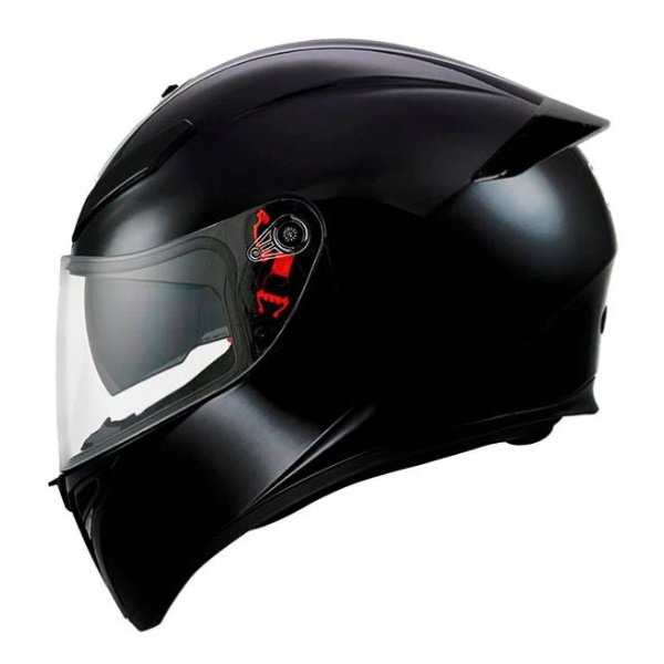 AGV K3 SV-S Black Full Face Motorcycle Helmet