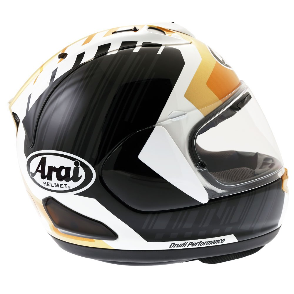 Arai RX-7V Rea Helmet Gold Edition Size: XS