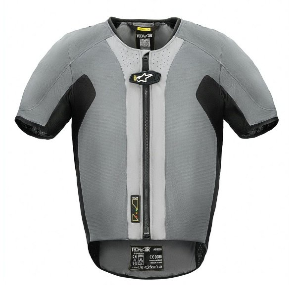 Alpinestars Tech-Air 5 Airbag System Dark Grey Black Size: XS