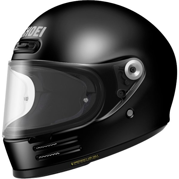 Glamster Helmet Black