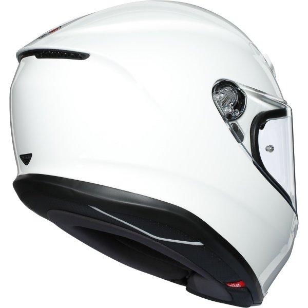 AGV K6 Helmets White Size: XS