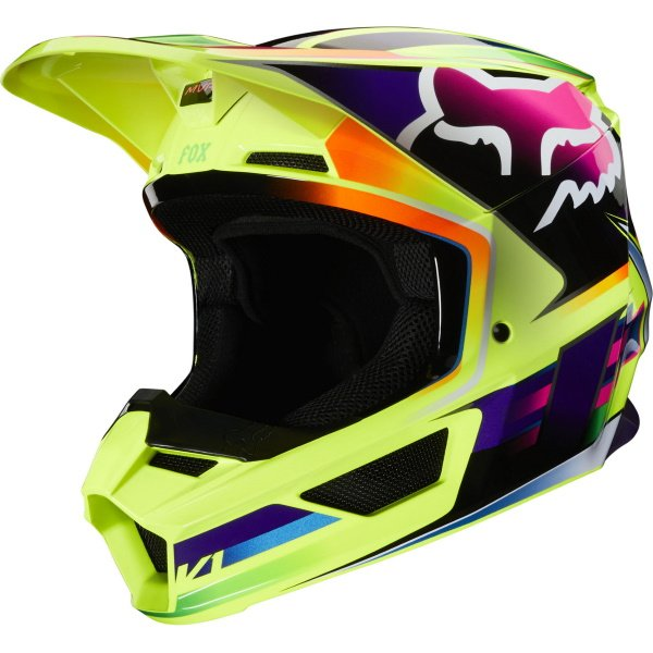 V1 Gama Helmet Yellow
