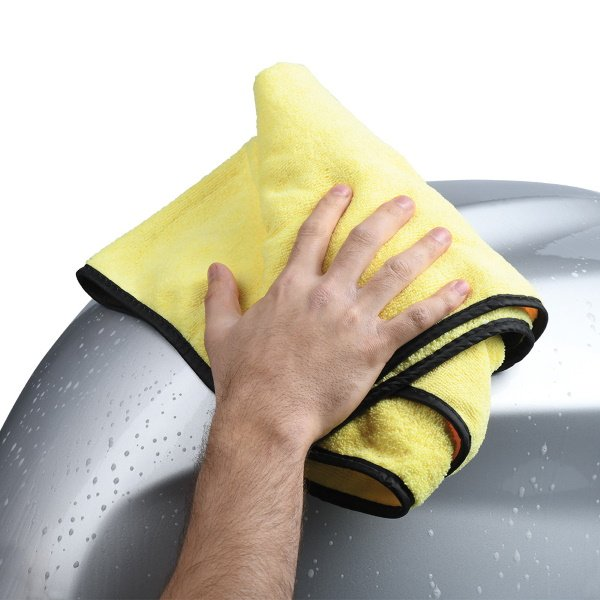 Super Drying Towel Yellow Cleaning Products