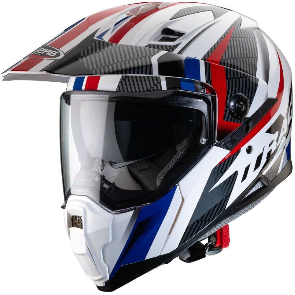 X-Trace Savana Helmet White Black Blue Red Caberg Helmets