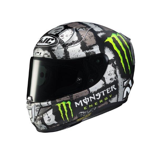 RPHA 11 Helmet Crutchlow Silverstone