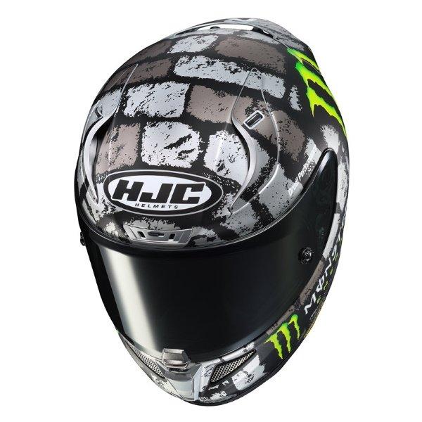 HJC RPHA 11 Helmet Crutchlow Silverstone Size: XS