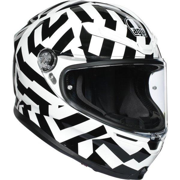 K6 Secret Helmet Black