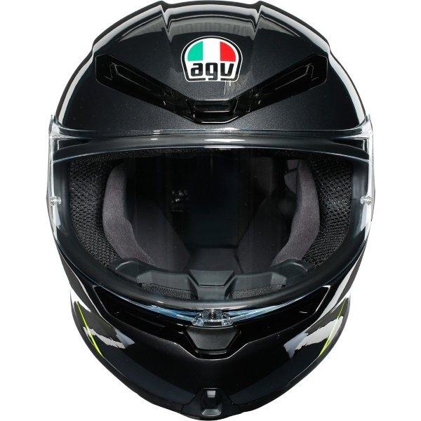 AGV K6 Minimal Helmet Gun Size: S