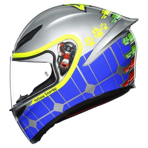 K1 Rossi Helmet Mugello 2015