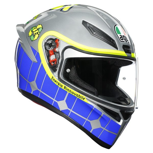 AGV K1 Rossi Helmet Mugello 2015 Size: M