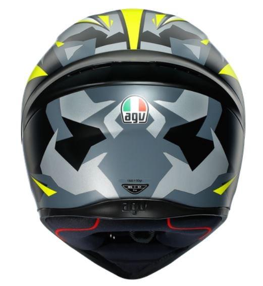 AGV K1 Helmet Mir 2018 Size: S
