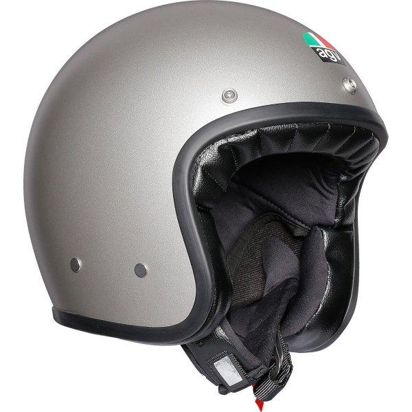 X70 Mono Matt Helmet Grey