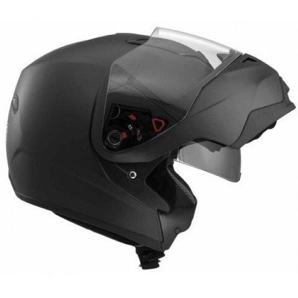 MD200 Solid Helmet Matt Black MDS Helmets