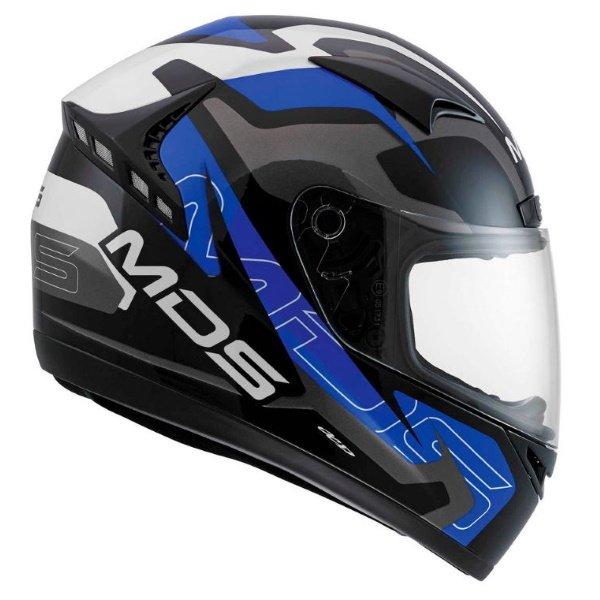 M13 Combat Helmet Blue MDS Helmets