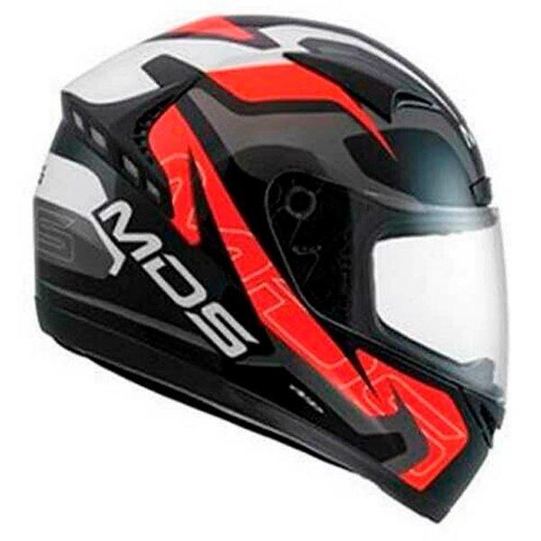 M13 Combat Helmet Red MDS Helmets