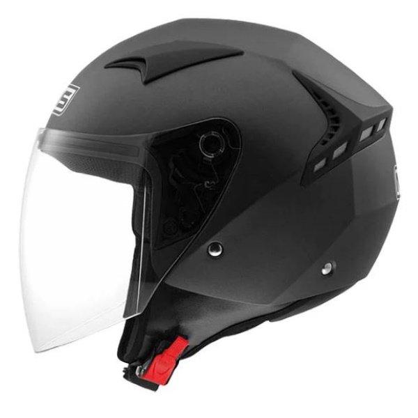 G240 Solid Helmet Matt Black MDS Helmets