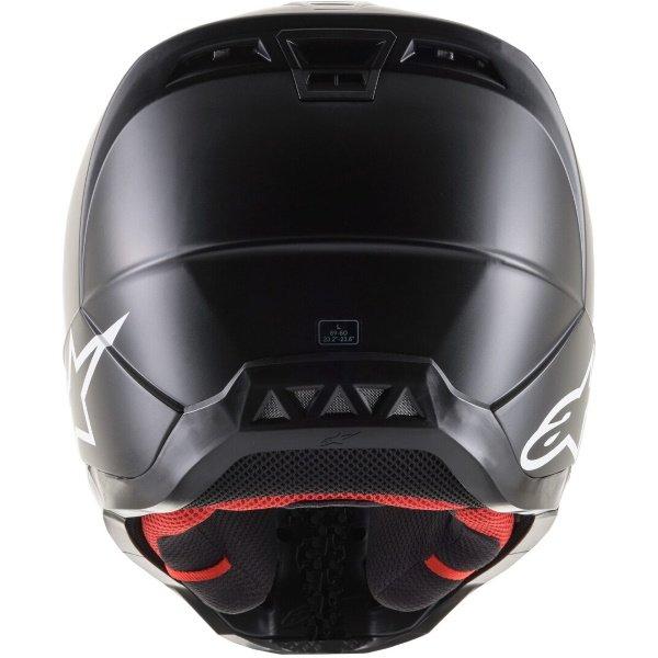 Alpinestars S-M5 Helmet Matt Black Size: S