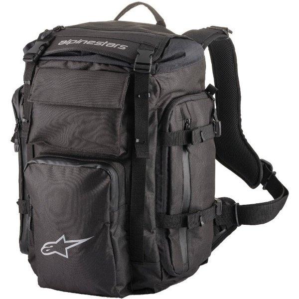Alpinestars Rover Black Motorcycle Backpack