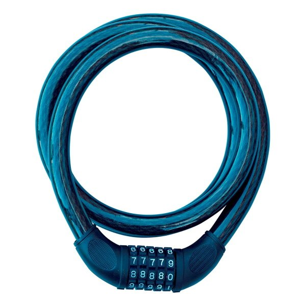 Bike It Combination Cable Lock 20x1.65 Combination Cable Lock 20x1.65