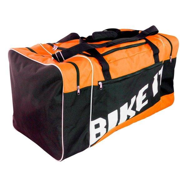 Bike It Kit Bag 128Ltr Black Orange Black Orange