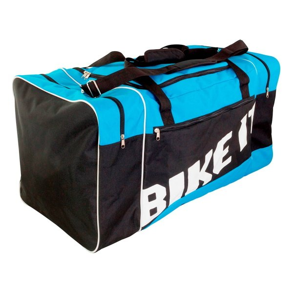 Bike It Kit Bag 128Ltr Black Blue Black Blue