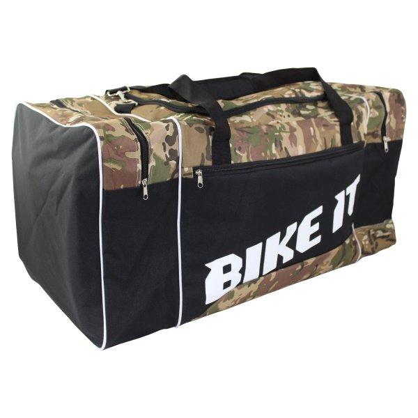 Bike It Kit Bag 128Ltr Black Camo Black Camo