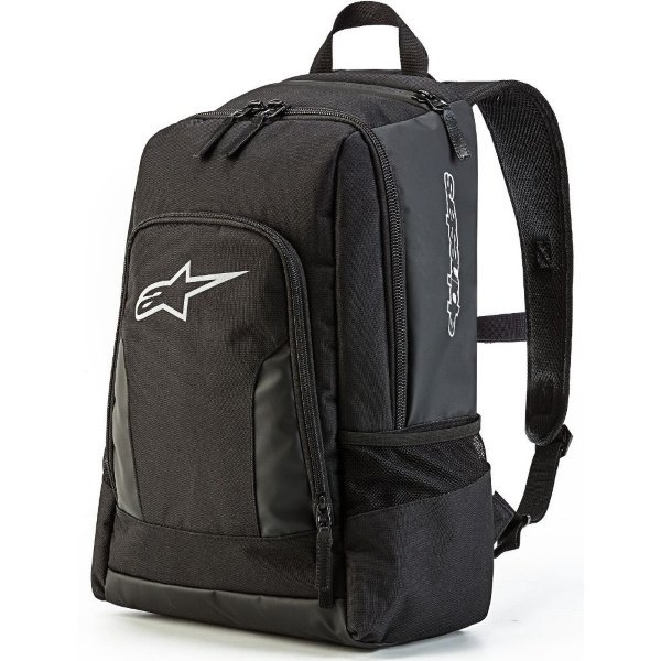 Alpinestars Time Zone Black Motorcycle Backpack
