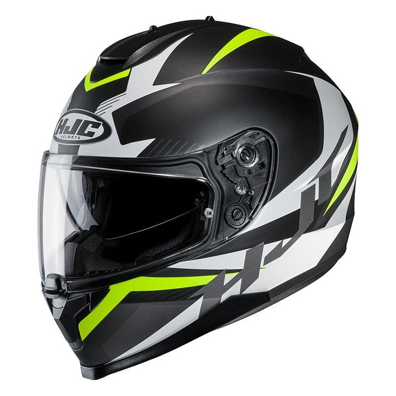 C70 Troky Helmet Fluo