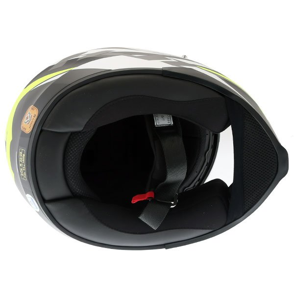 HJC C70 Troky Helmet Fluo Size: XS