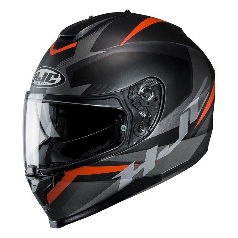C70 Troky Helmet Orange