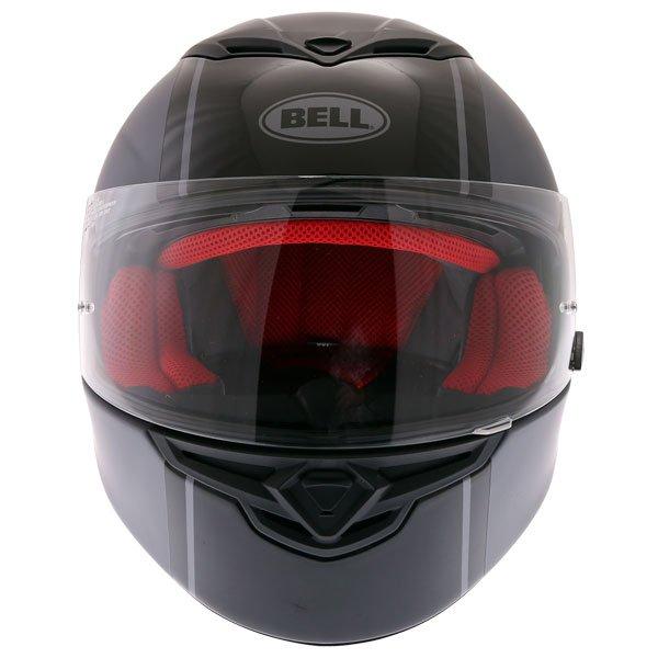 Bell RS2 Rally Helmet Black Titanium Size: XS