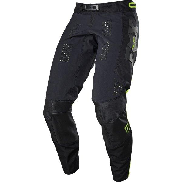 Fox 360 Monster Pants Black Size: Mens UK - 28