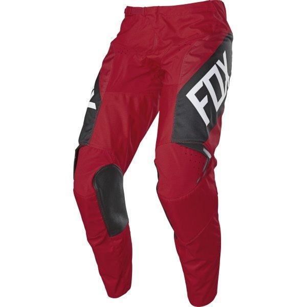 Fox 180 Revn Pants Flame Red Size: Mens UK - 28