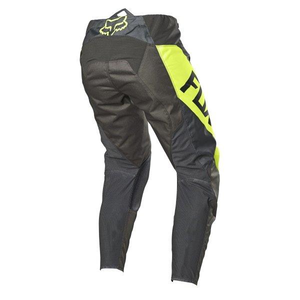 Fox 180 Revn Pants Flo Yellow Size: Mens UK - 28