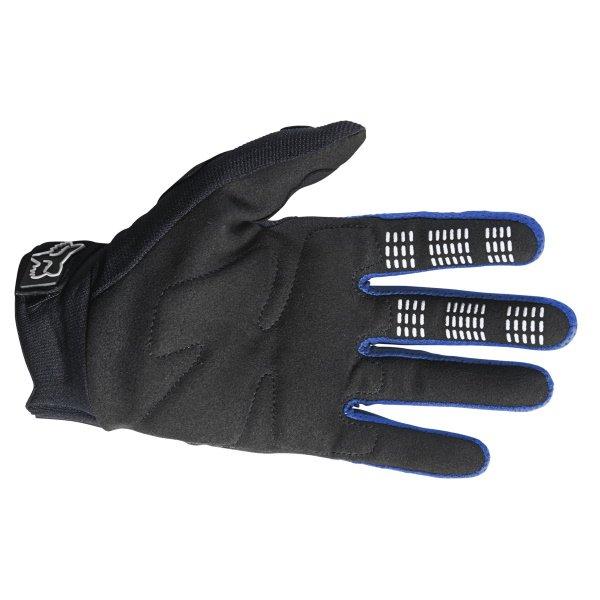 Fox Dirtpaw Gloves Blue Size: Mens - S