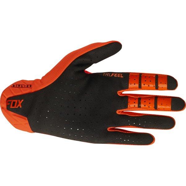 Fox Airline Gloves Flo Orange Size: Mens - S