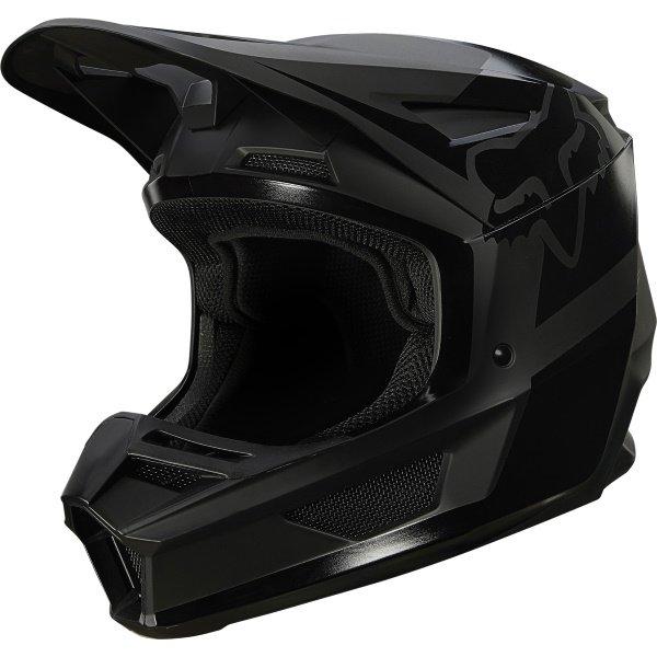 V2 Foth Helmet Black Fox Helmets