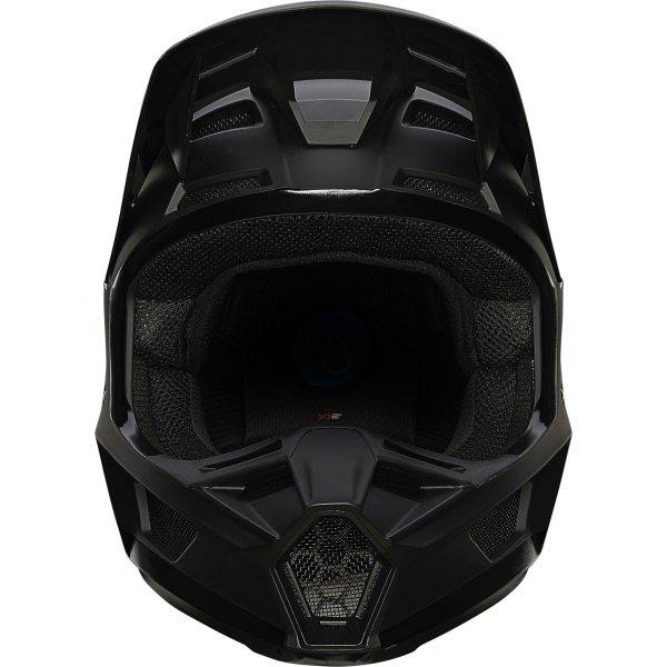Fox V2 Foth Helmet Black Size: S