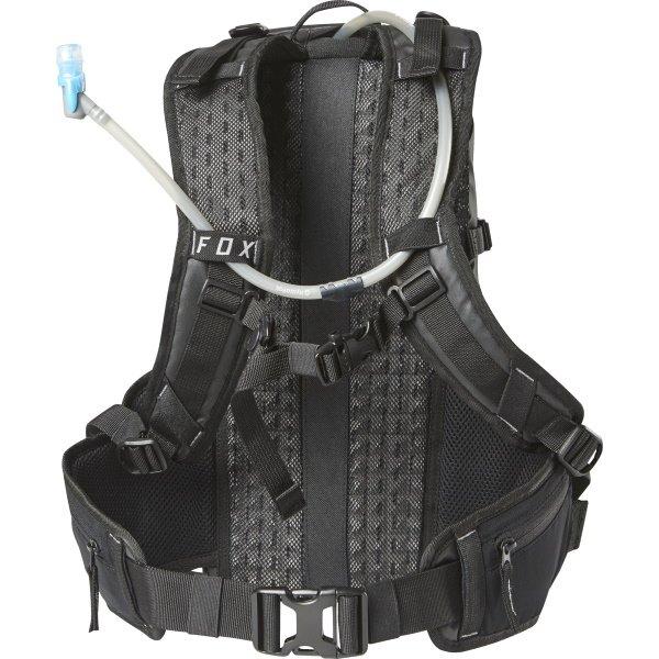 Fox Utility Hydration Pack Medium Black Black