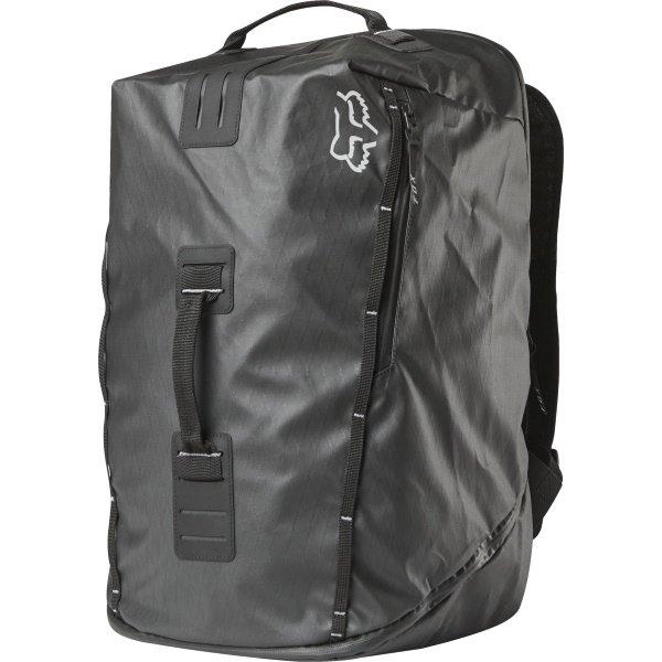 Fox Transition Duffle Bag Black Black