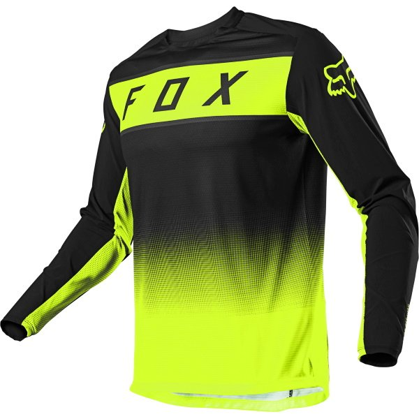 Fox Legion Jersey Flo Yellow Size: Mens UK - M
