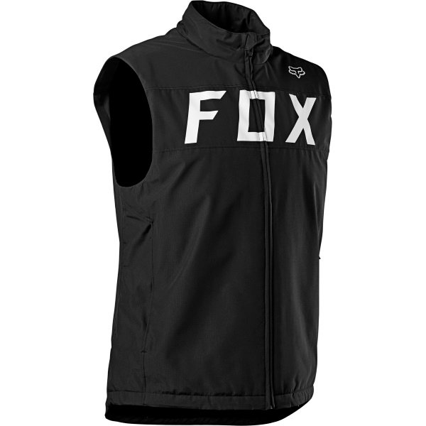 Fox Legion Wind Vest Black Size: Mens UK - M
