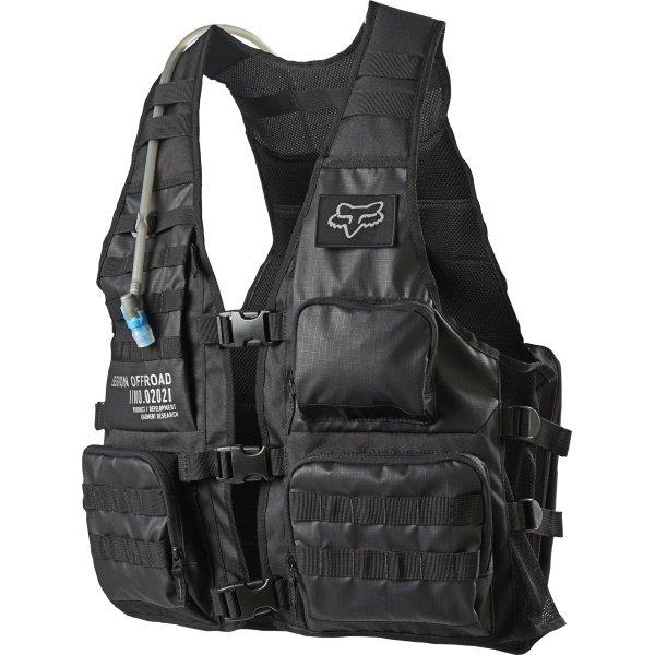 Fox Legion Tac Vest Black Size: L-XL