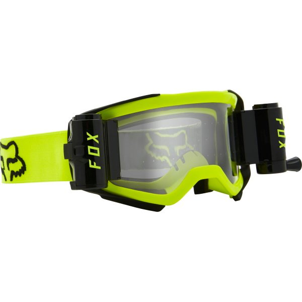 Fox Airspace Stray-Roll Off Goggle Flo Yellow Flo Yellow