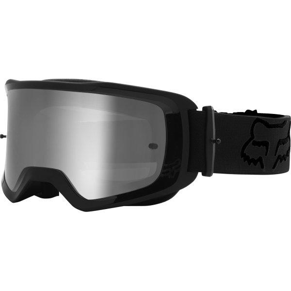 Main Stray Goggles Black Motocross Goggles