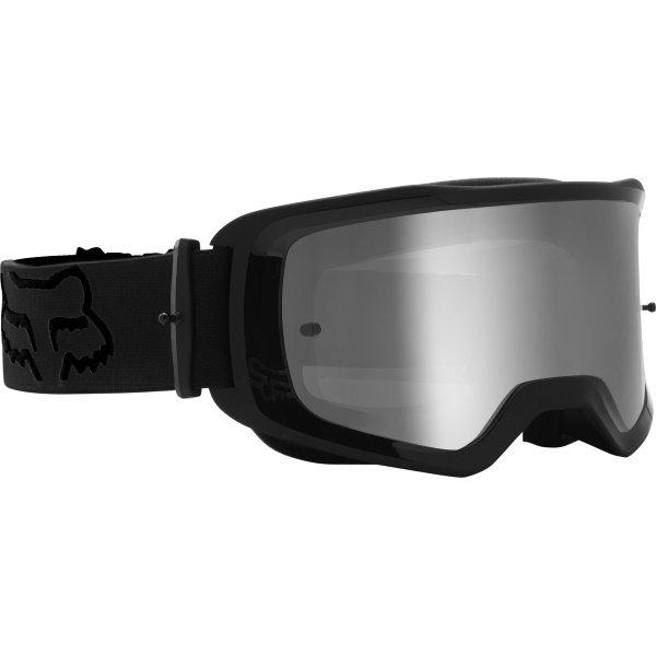 Fox Main Stray Goggles Black Black
