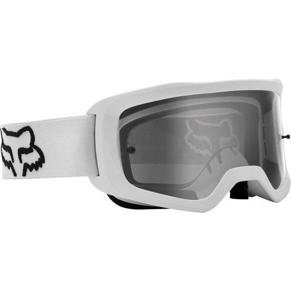 Fox Main Stray Goggles White White